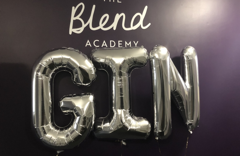 Gin Academy two