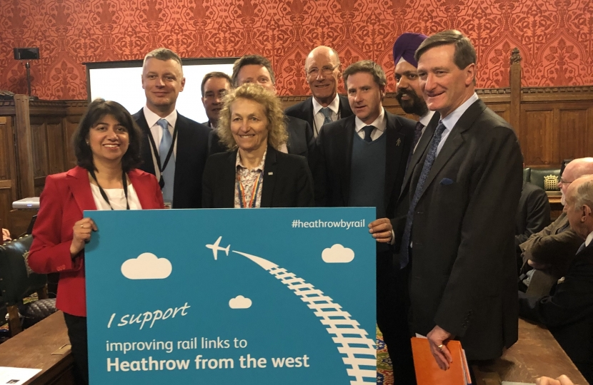 Heathrow rail links