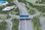 Embedded thumbnail for M3 J9 consultation emerges